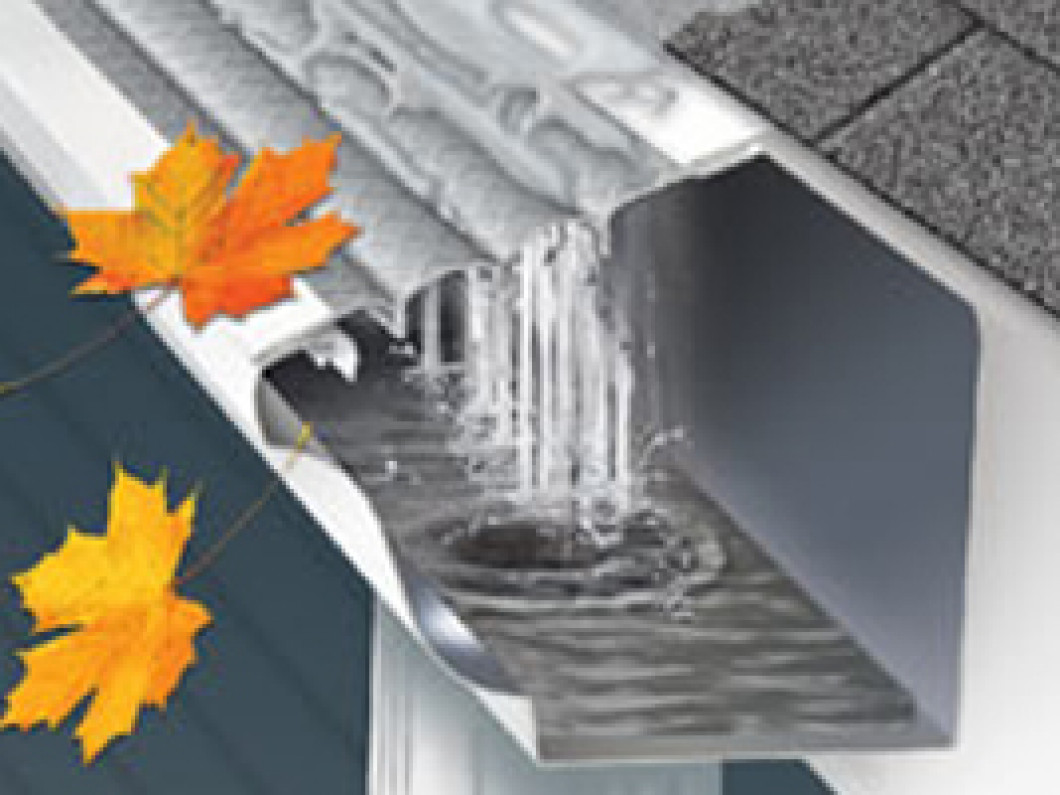 Leaf Solution Gutter Covers
