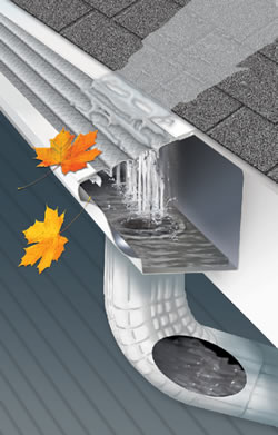 Gutter Cover Installation and Repair in Ballston Spa, Clifton Park & Saratoga Springs, NY